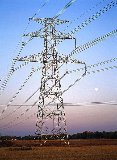500kv lattice power transmission line angle steel tower,suspension tower