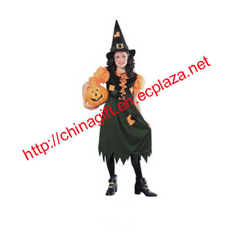 Witch Costume For Girl