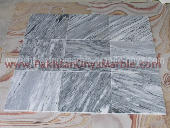 SUNNY GREY MARBLE TILES COLLECTION