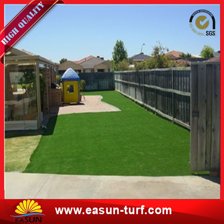 landscaping docorative artificial grass carpet for garden and home-Donut