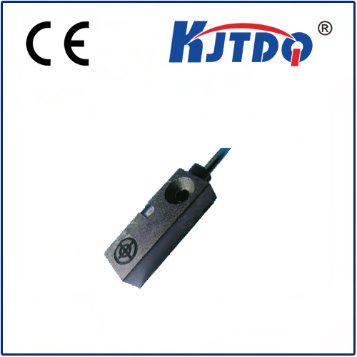 Square type of inductive sensor proximity switch