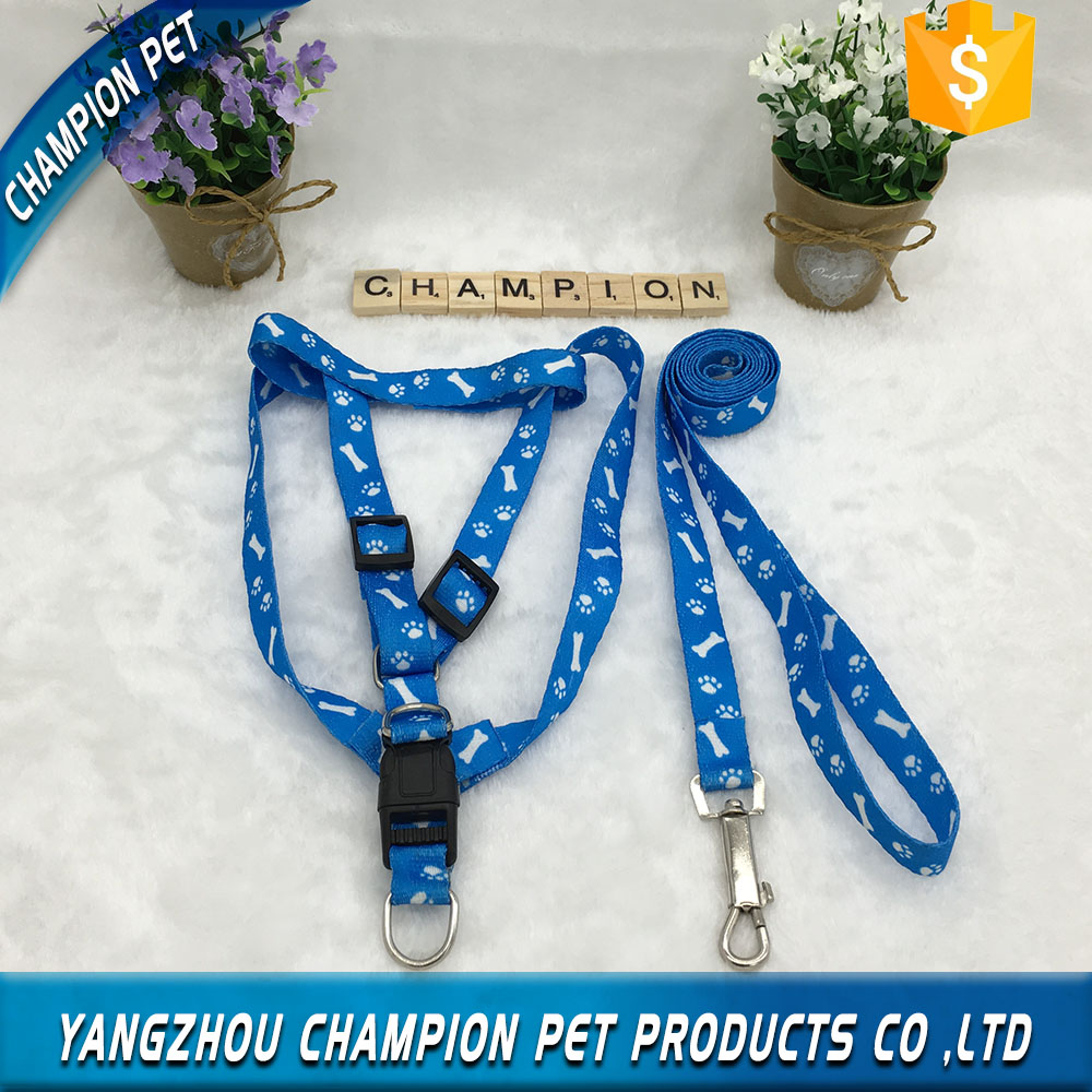 New Arrival Hands Free Dog Leash Pet Collar