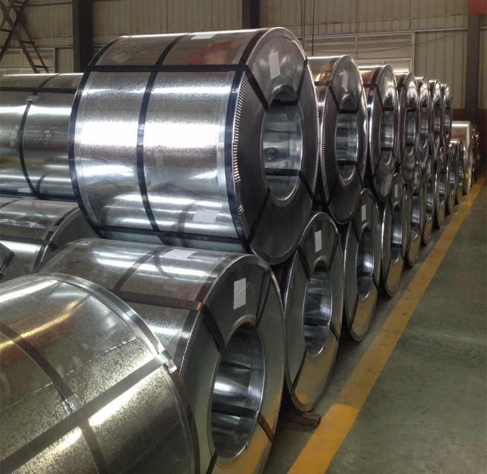 0.14mm~2.0mm Hot Dipped Galvanized Steel Coil/Sheet/Roll GI For Corrugated Roofing Sheet
