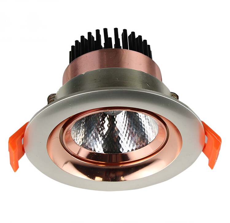COB 9w 3w led downlight in factory price