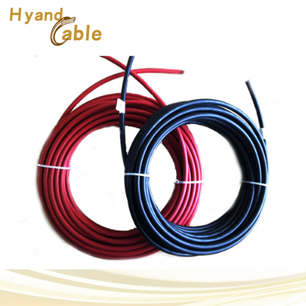 commercial solar power cables and connectors