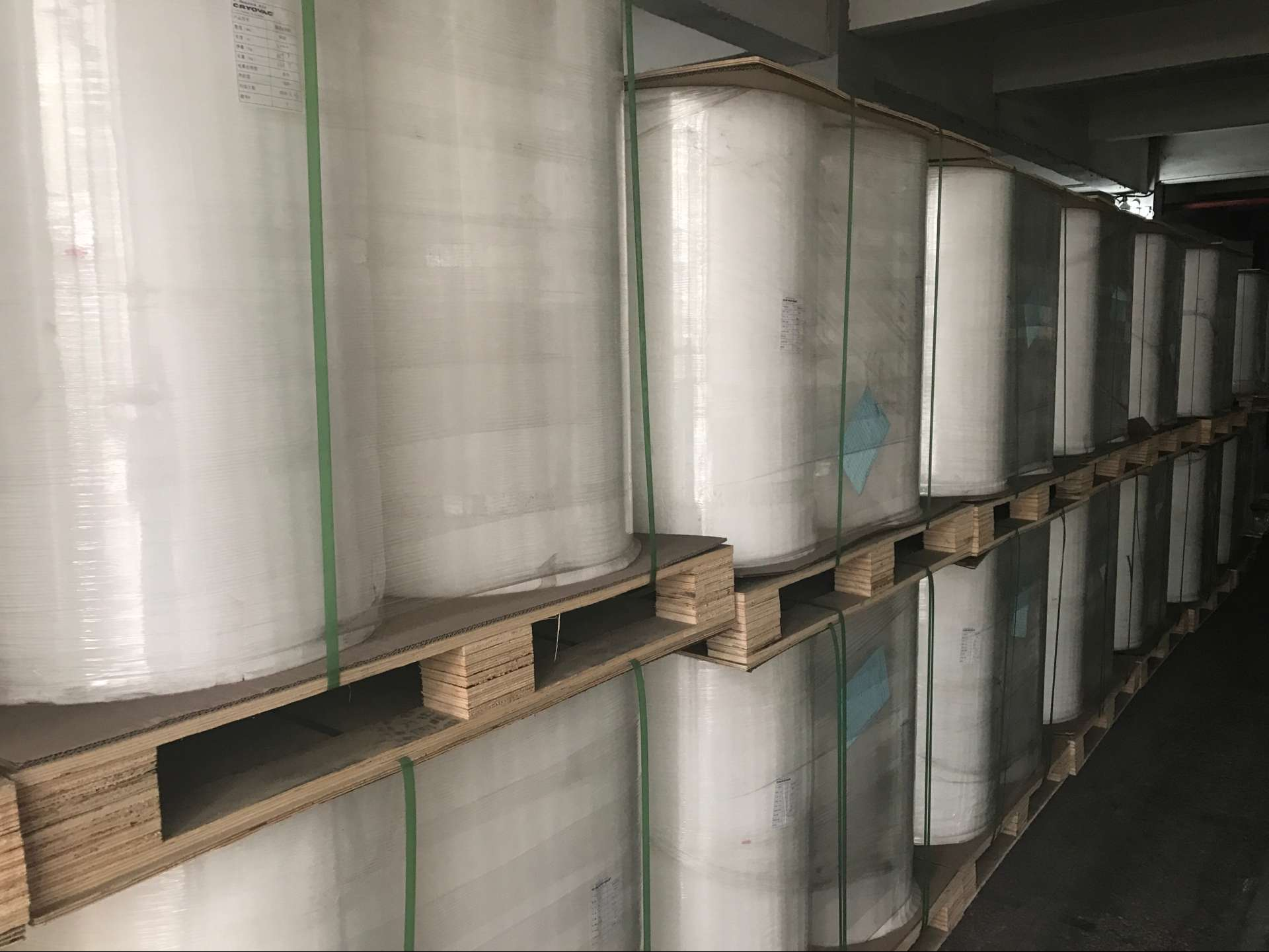 Multiple Extrusion Stretch film