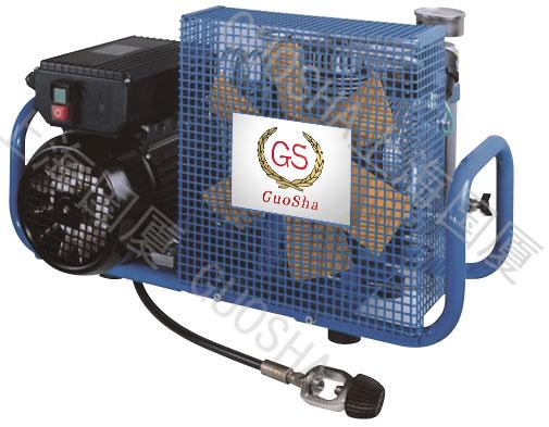 Diving diving/air compressor high pressure air compressor GSV100 china 20MPA 30mpa