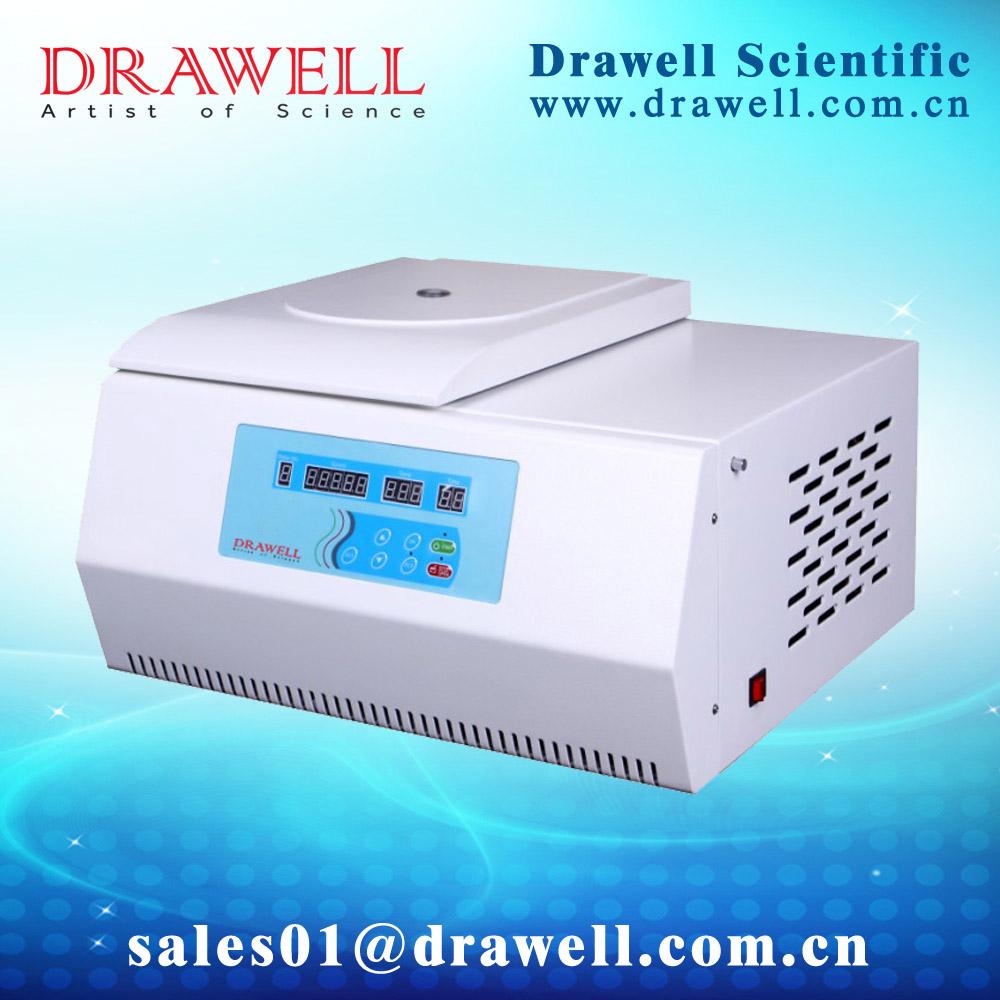 Benchtop Large Capacity Refrigerated Centrifuge