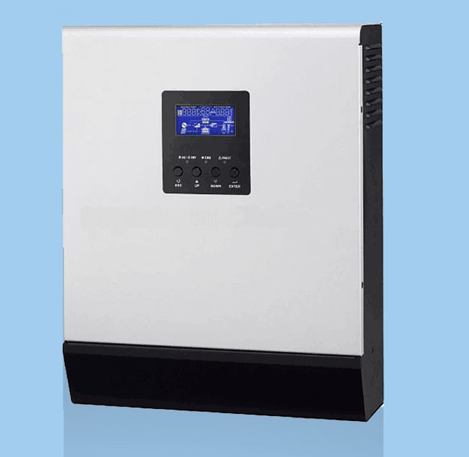 Hybrid Solar Inverter with MPPT and Battery Charger
