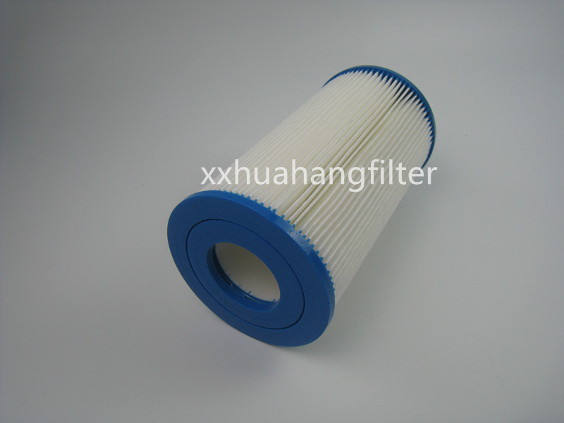China supplier 1 micron swimming pool water filter cartridge export to Germany