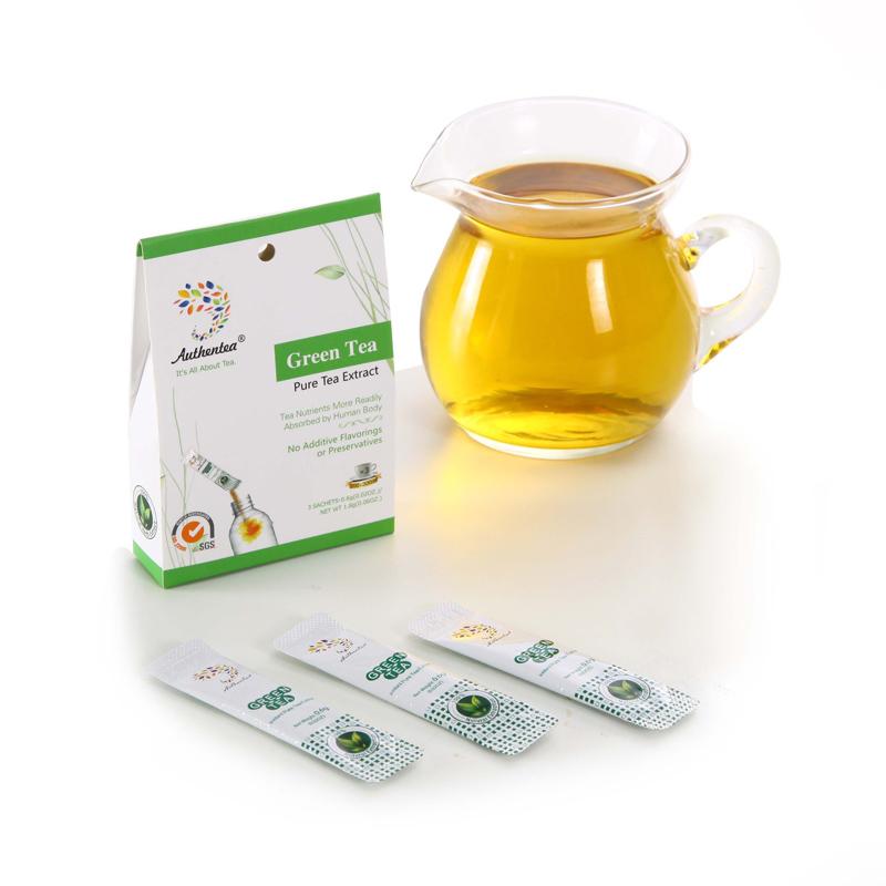 Sugar-free Green Tea Extract Trendy Tea Drink Replace Loose Leaf Tea