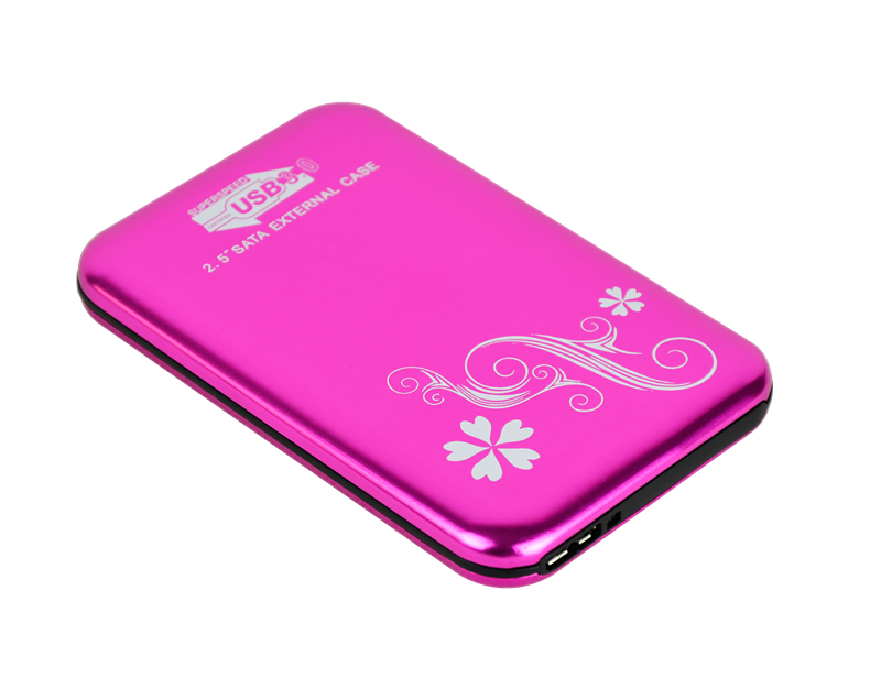 "2.5 "" externo hdd box USB 3.0 hdd caddy case for 2.5 inch HDD"