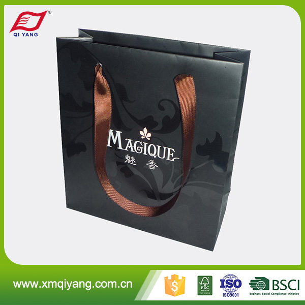 Best selling wholesale cheap customized decorative retail luxury jewelry paper bags