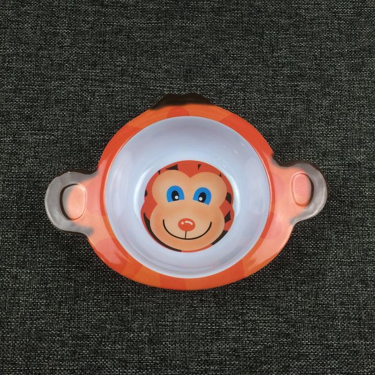 animal shape melamine bowl for chilidren