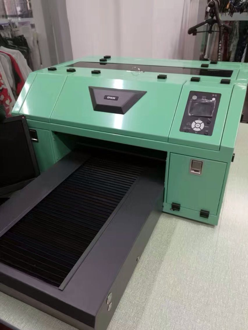 DTG Digital Printer Digital T Shirt Printing Machine