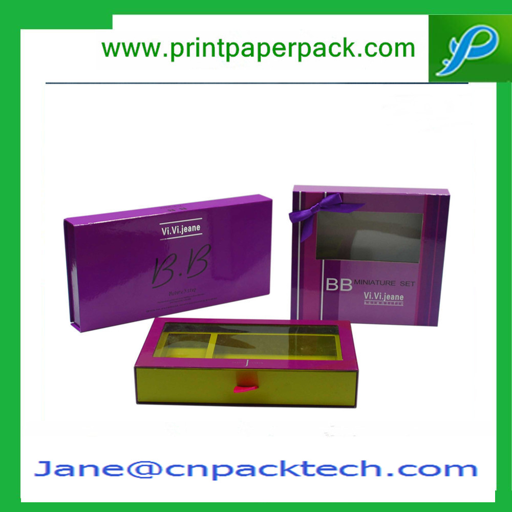 Custom Printing Luxury Design Cosmetic Box Paper Cardboard Gift Box Foldable Magnetic Boxes