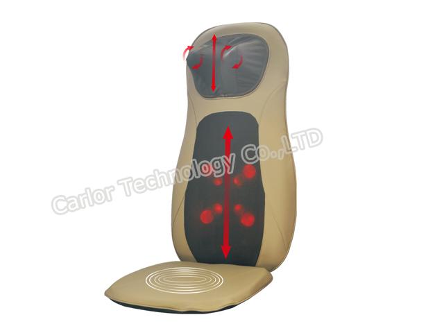 YJ-5606 Shiatsu Seat with Adjustable Neck Massage