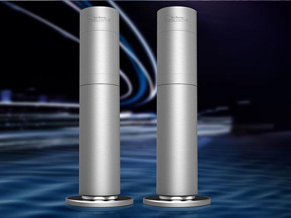 Aroma diffuser for desktop use