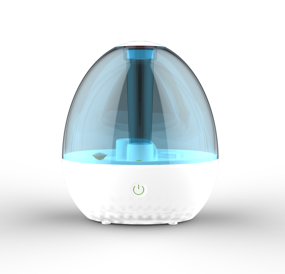 electronic cool mist classic ultrasonic humidifier for car home LH1031