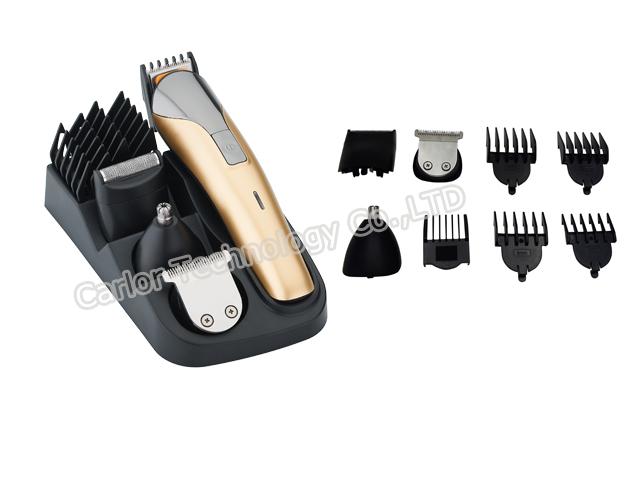 CL-GK05 8 in 1 Grooming Kit Shaving& Hair&Nose Trimmer