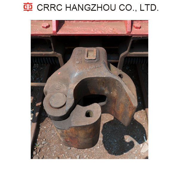 CRRC Coupler cushioning device railway coupler device