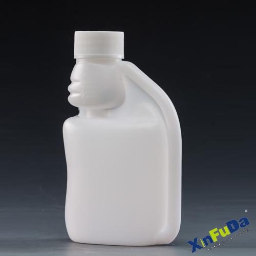 120ml single chamber liquid dispensing bottle