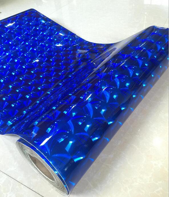 Top Quality BOPP Multi-Lens Blue 3D Lens Film
