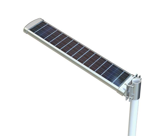 10W-100W motion sensor all in one solar led street light 30W PIR sensor solar garden light