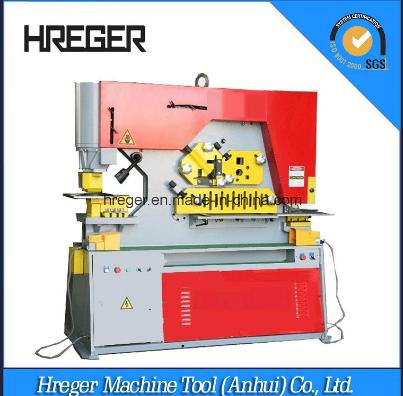 Q35y Hydraulic Combined Punching Shearing Bending Cutting Machine