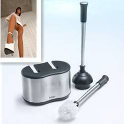 Kajoin 1280X960 Toilet Brush Hidden Camera With Motion Detection And Remote  Control 16GB