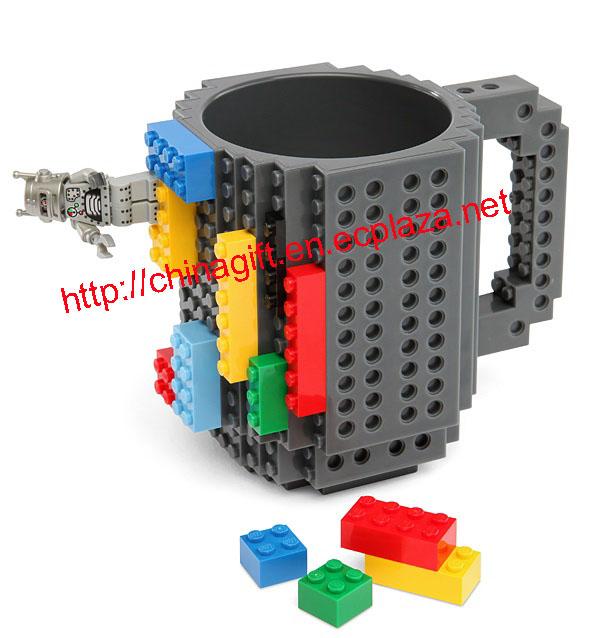 Build Brick Lego Block Mug
