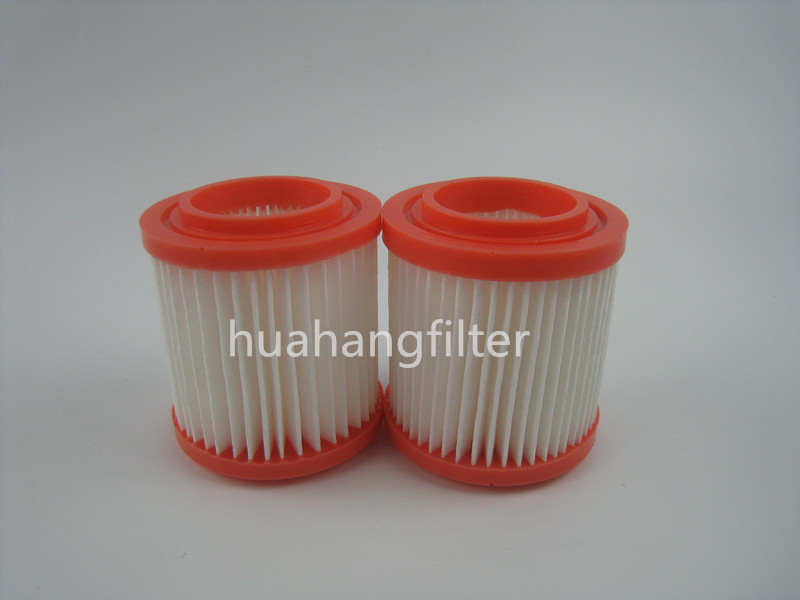 0.22 micron PTFE air filter cartridge for sterilizer