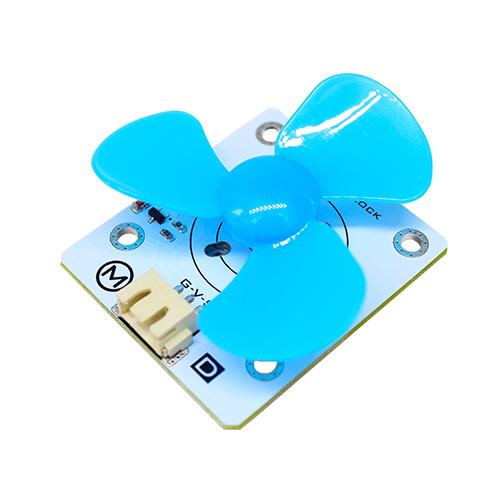 Ruilongmaker C300 Motor Fan Block Modlue for Arduino