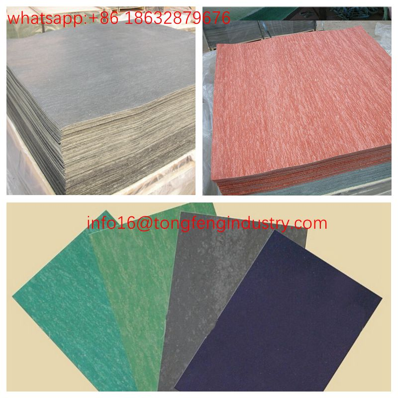 Jointing Non-asbestos Rubber Sheet