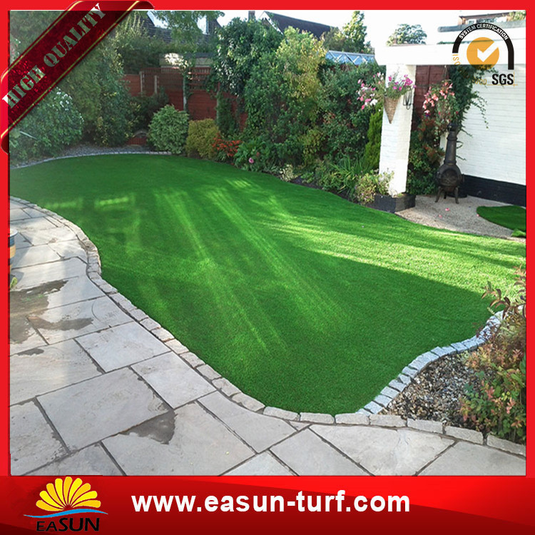 40mm height Synthetic turf grass for Landscaping Garden from China