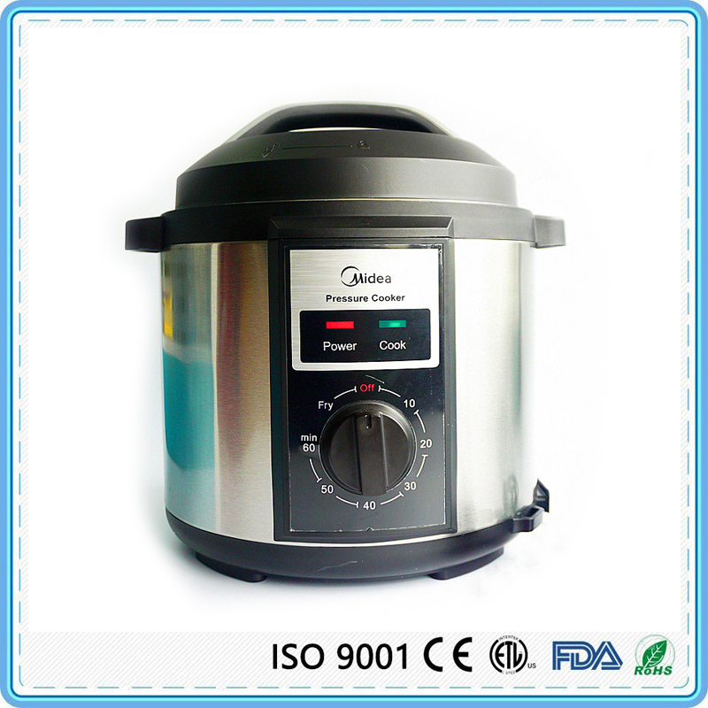 Made In China Knob Control Cheap Electric Pressure Cooker For Sale