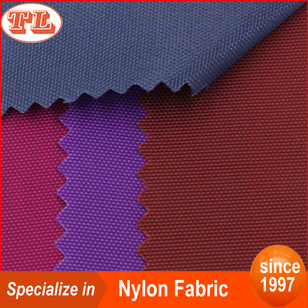 High density 420d 100T nylon fabric with pu coated for airbag fabric