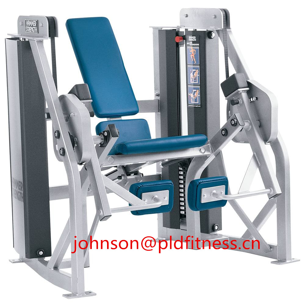 Fitness Gym Trainer Iso-Lateral Leg Extension Machine