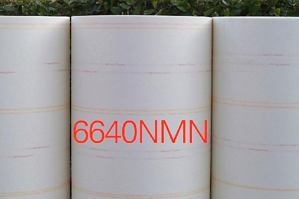 6640NMN-Nomex paper/Mylar film composite material