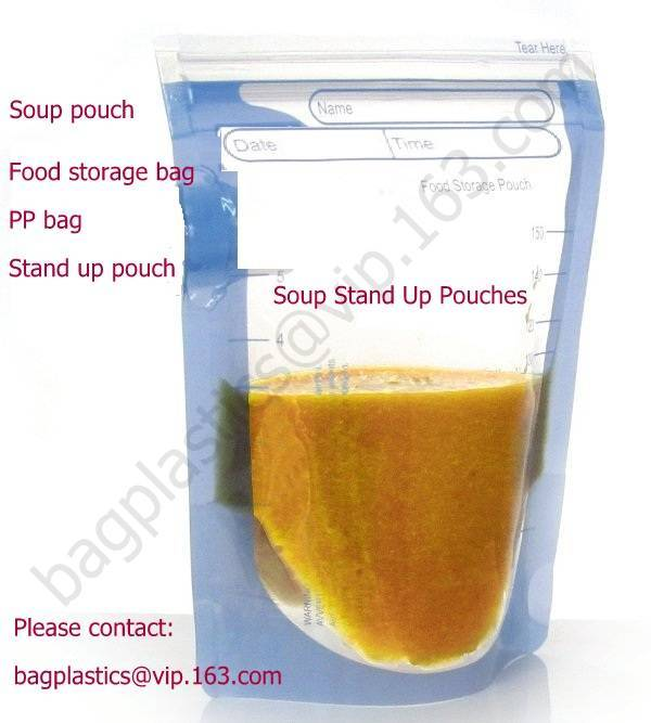 Soup pouch Stand up pouches PP bags PP pouches Food bags Soup bag Laminated pouches  sc 1 st  YANTAI BAGEASE PLASTIC PRODUCTS CO.LTD. & Soup pouch Stand up pouches PP bags PP pouches Food bags Soup ...