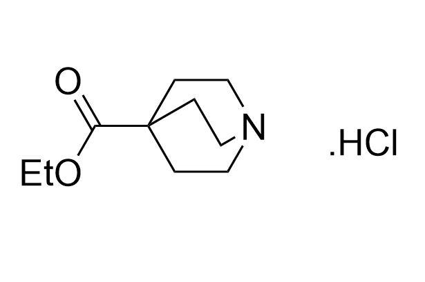 Ethyl quinuclidine-4-carboxylate hydrochloride (CAS NO.:22766-67-2)