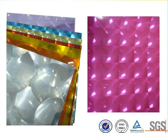 3D laser hologram paper laser transfer paper