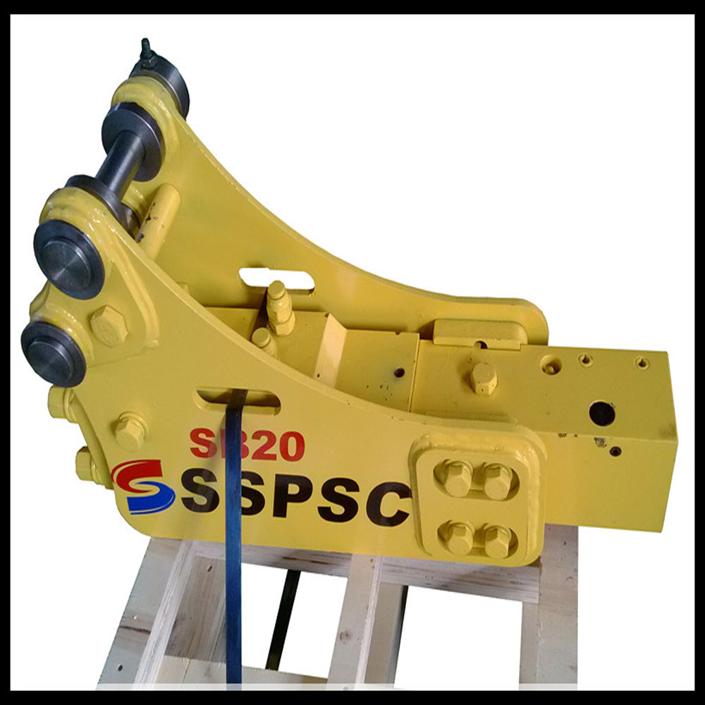 Dia.45mm Concrete Breaker for Excavator SB20