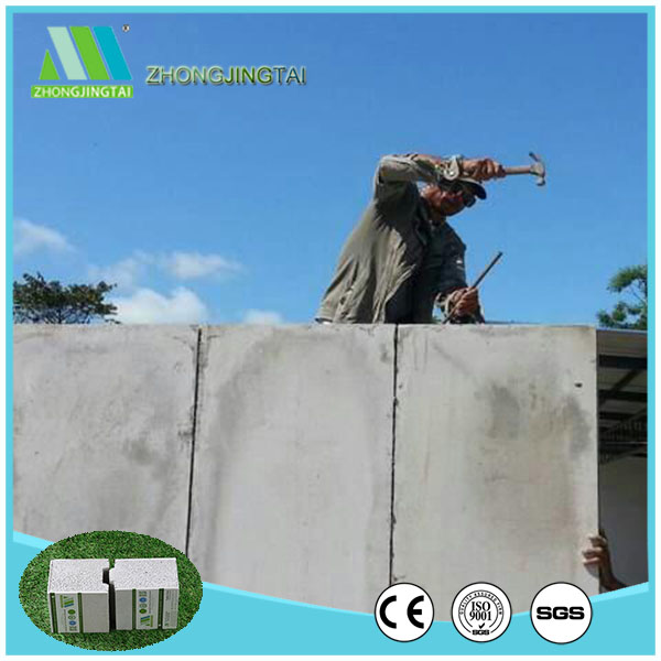 EPS sandwich interior wall panel to Middle East building board