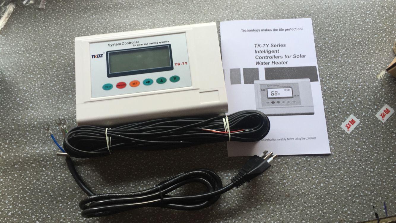 TK7-Y Solar Water Heater Controller