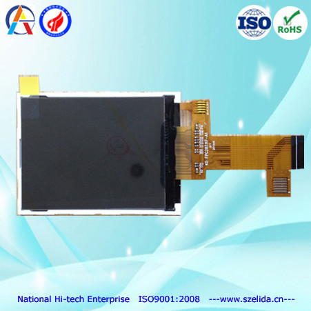 factory oem 2.8 inch 240x320 lcd screen with spi interface support capacitive touch