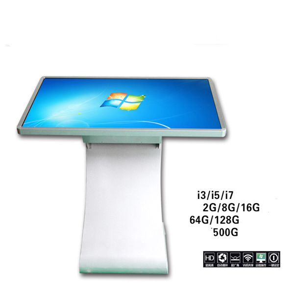Stand Touch Screen Kiosk 43 Inches 49 Inches 55 Inches for Shopping Mall