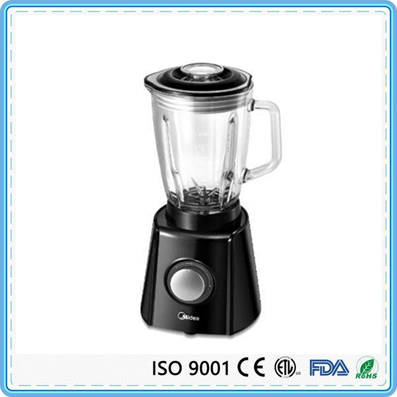 High Quality 2 In 1 Electric Blender With Joyshaker Bottle