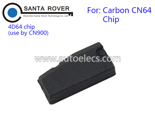 Auto Key Chip Carbon CN64 Transponder Chip Copy 4D64 chip (use by CN900)
