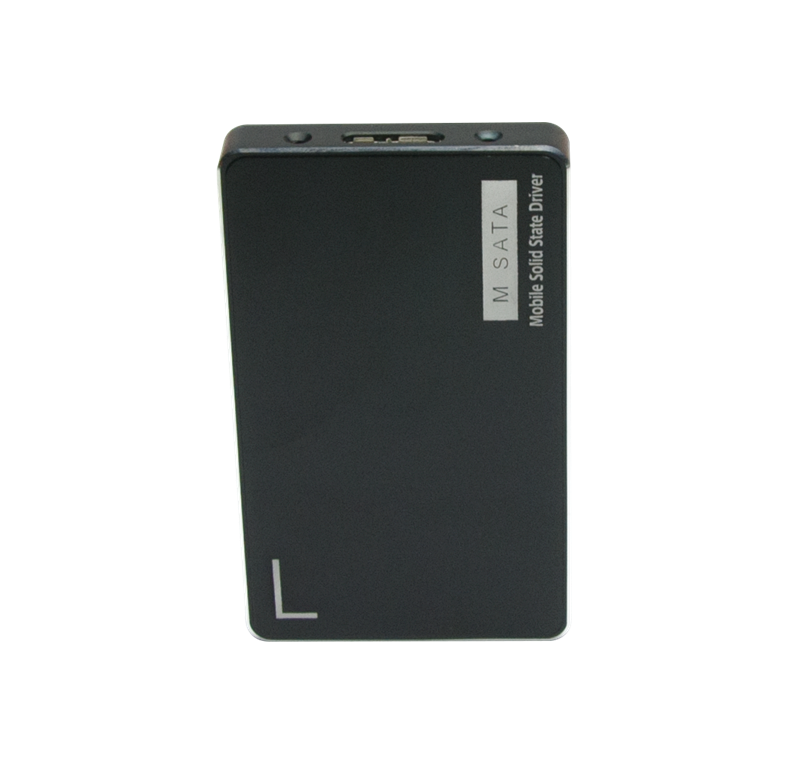 Tool-Free USB 3.0 MSATA HDD SSD Enclosure HDD External Case Mobile Box For HDD SSD Drive